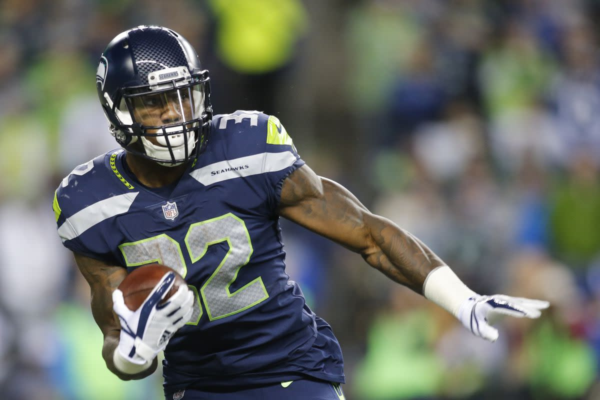 Image result for chris carson seattle