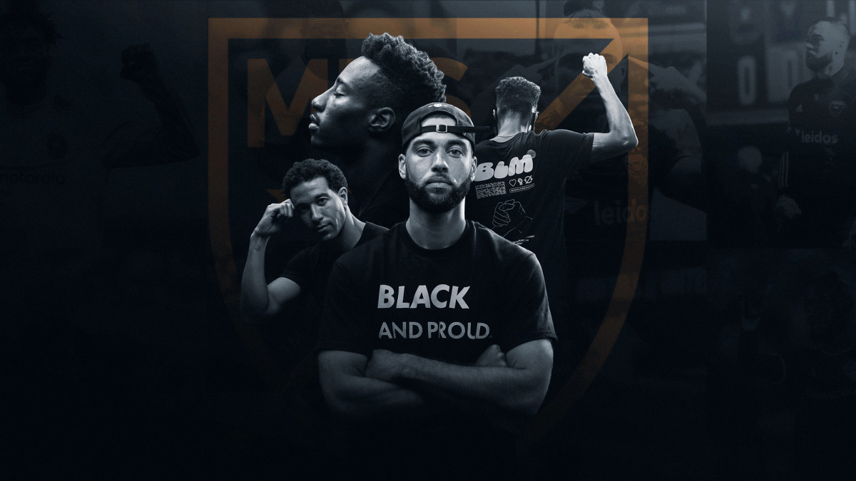 MLS's Black Players for Change