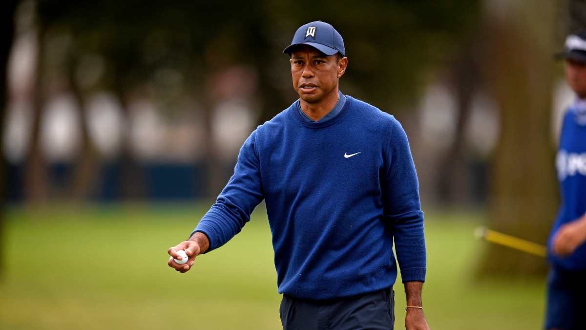 PGA Championship Live Blog: Tracking Tiger Woods, Leaders on Day 2 at TPC Harding Park
