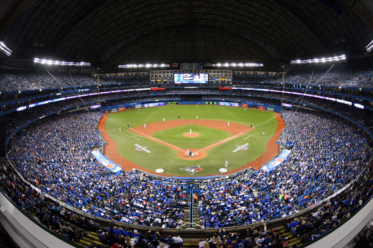 General view of Rogers Centre