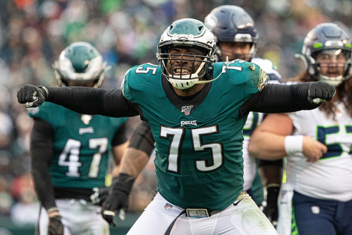 Vinny Curry is returning to Eagles in 2020