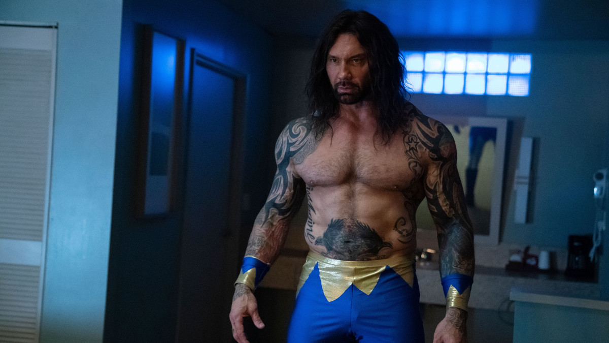 Dave Bautista's Role as Ex-Wrestler on HBO's 'Room 104's Goes to Unexpected Depths