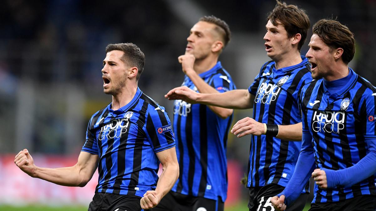 Atalanta Re-Enters Champions League With Emotion After Coronavirus Ravages Bergamo