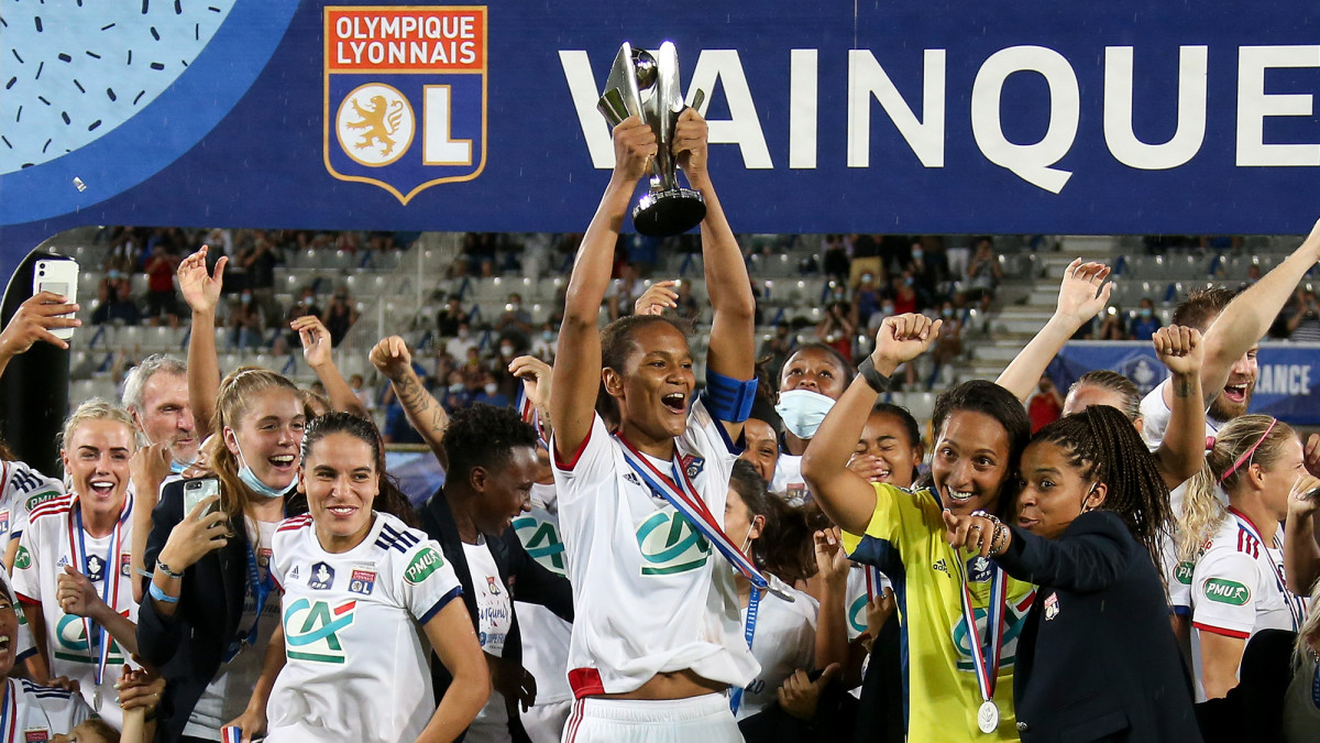 Seeking Fifth Straight Title, Lyon Remains Team to Beat in Women's Champions League
