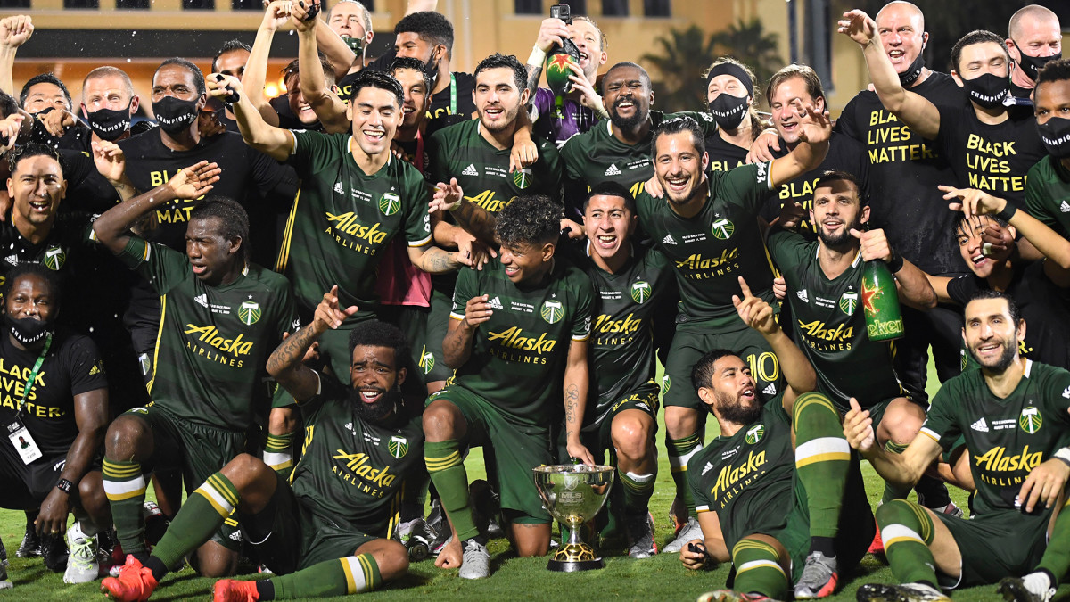 MLS Is Back Final: Portland Timbers edge Orlando City to win title