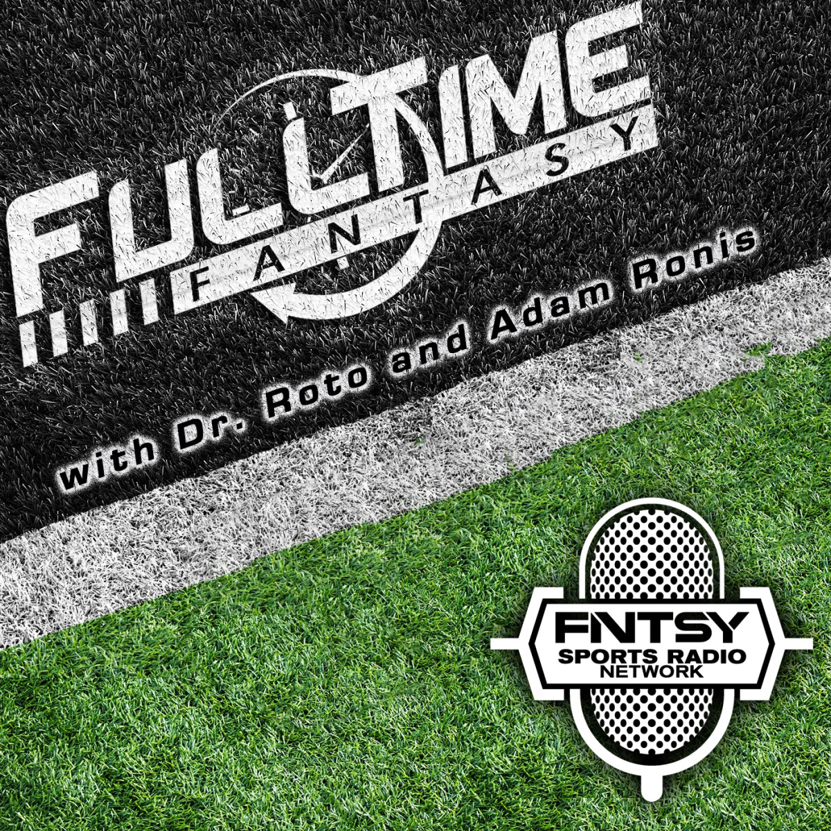 Check out the FullTime Fantasy Show with Adam Ronis and Dr. Roto!