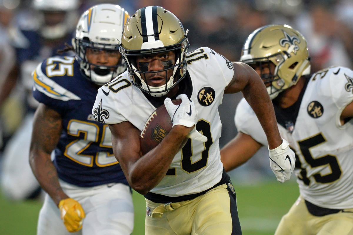 New Orleans Saints WR Tre'Quan Smith