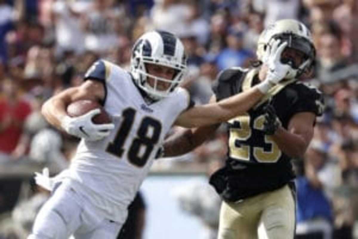 Los Angeles Rams WR Cooper Kupp