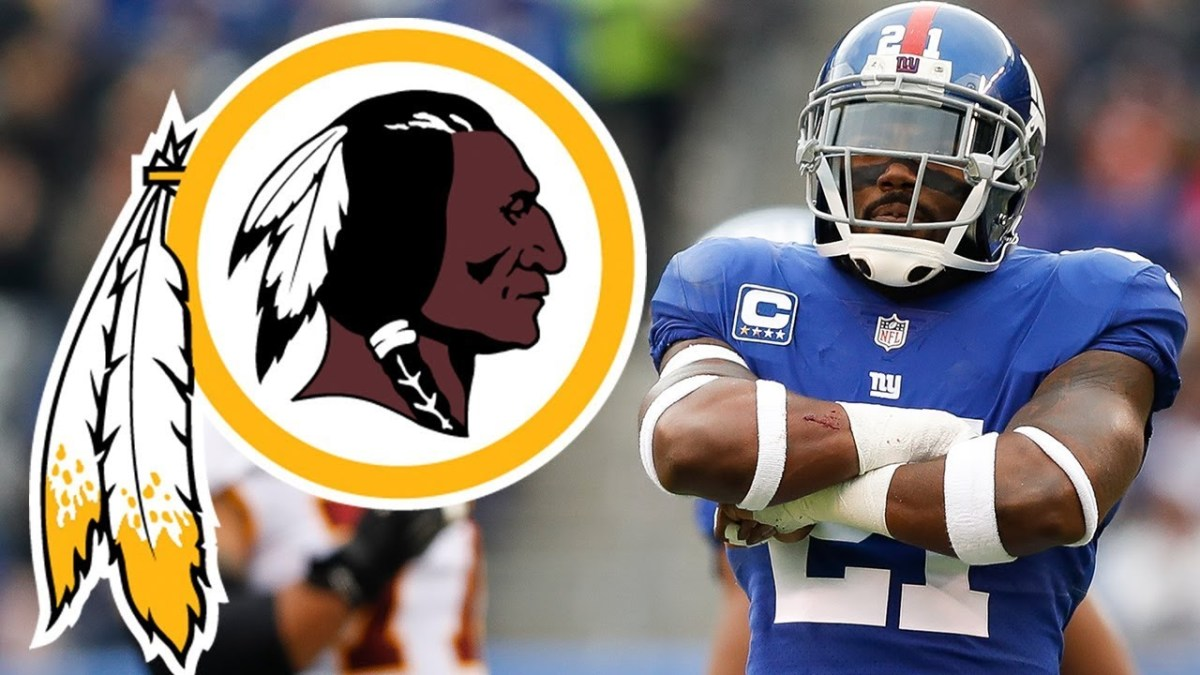 Former All-Pro New York Giants Safety Signs With NFC East Rival Washington Redskins.