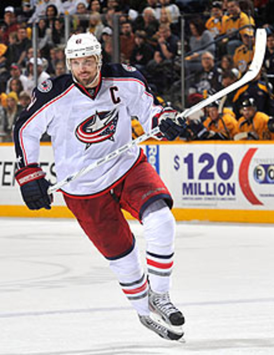 Rick Nash quickly went from untouchable to the NHL's most coveted player as the trade deadline approaches.