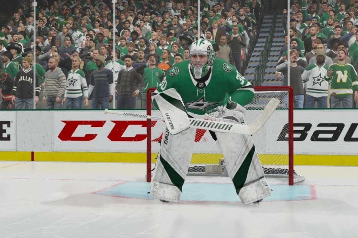 DAL Ben Bishop featured NHL20
