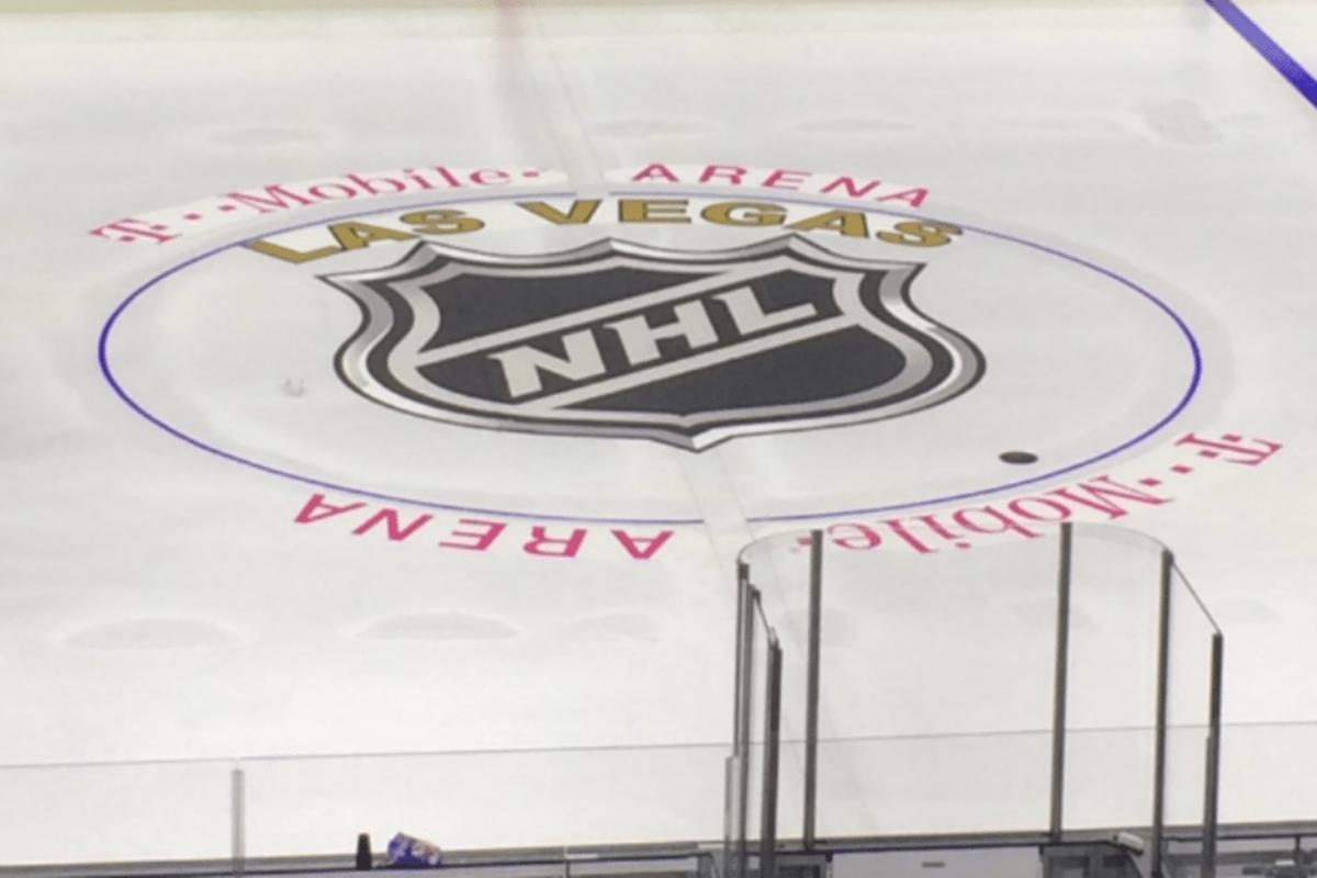 Twitter/Vegas is Hockey