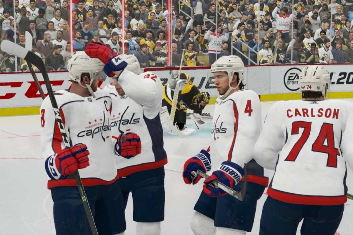 Ovechkin NHL20 WSH PIT