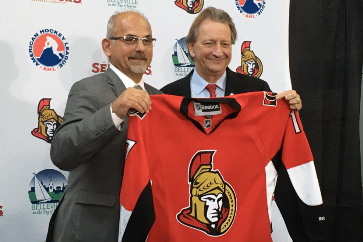 via Ottawa Senators/Twitter