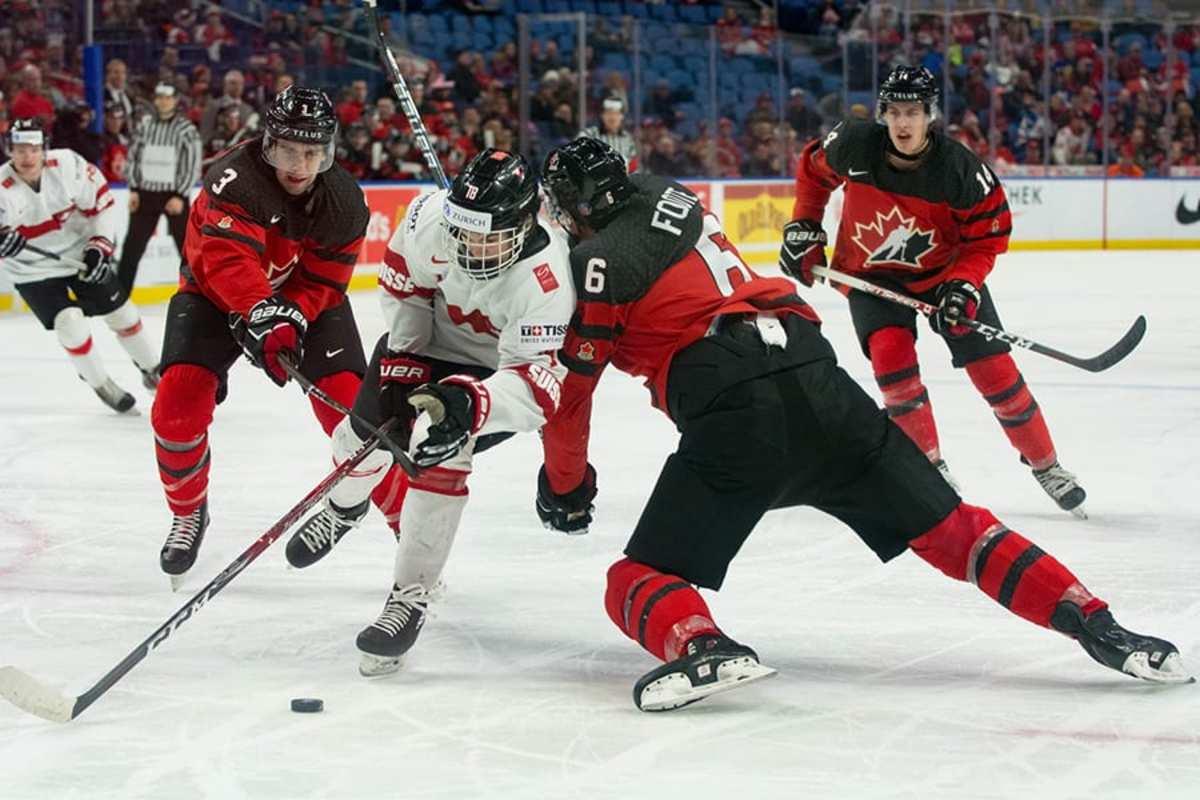 Steven Ellis/The Hockey News
