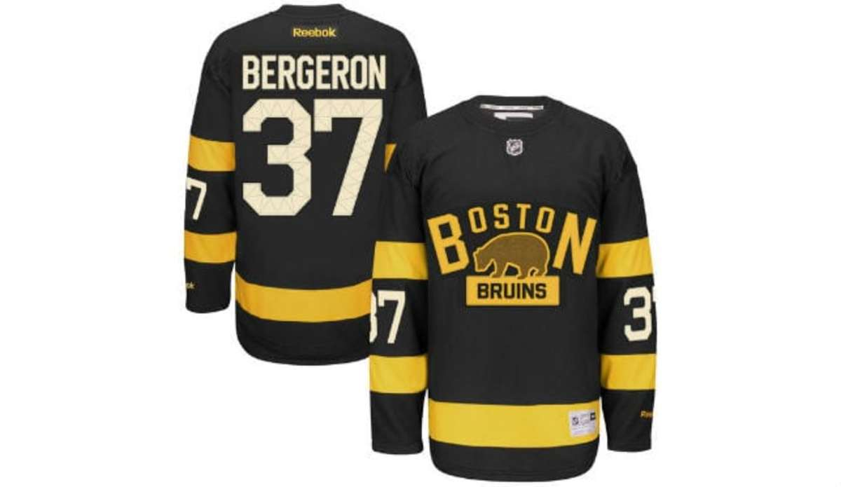 new styles d6eb6 5010b Boston Bruins unveil beautiful throwback jerseys for 2016 ...