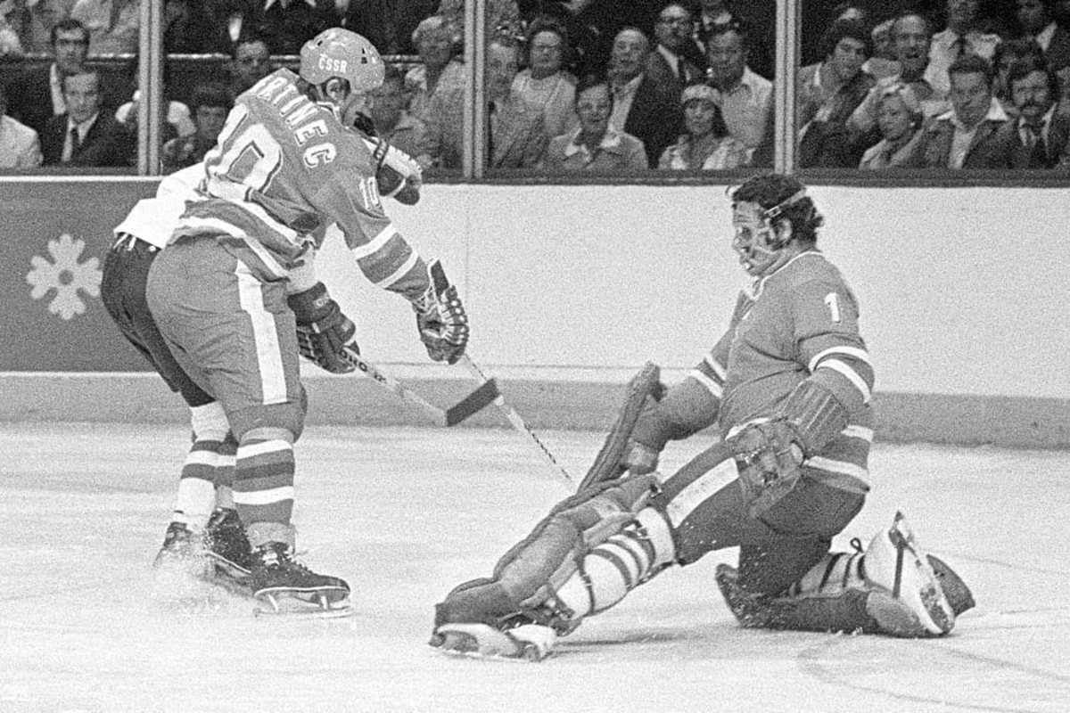 Vladimir Martinec | Denis Brodeur/NHLI via Getty Images