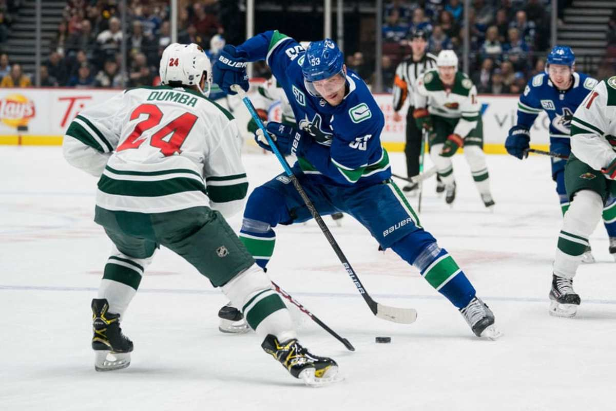 2020 NHL Qualifying Round Playoff Preview: Vancouver Canucks vs. Minnesota Wild