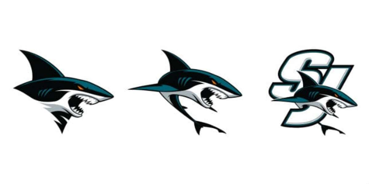 the latest 67672 92c1e San Jose Sharks reveal new logos and 'Los Tiburones' jersey ...