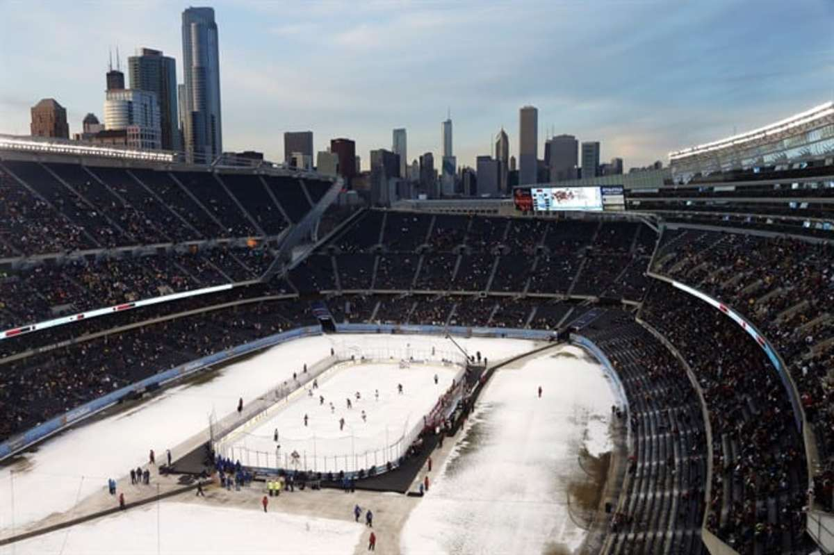 what part of chicago is soldier field located
