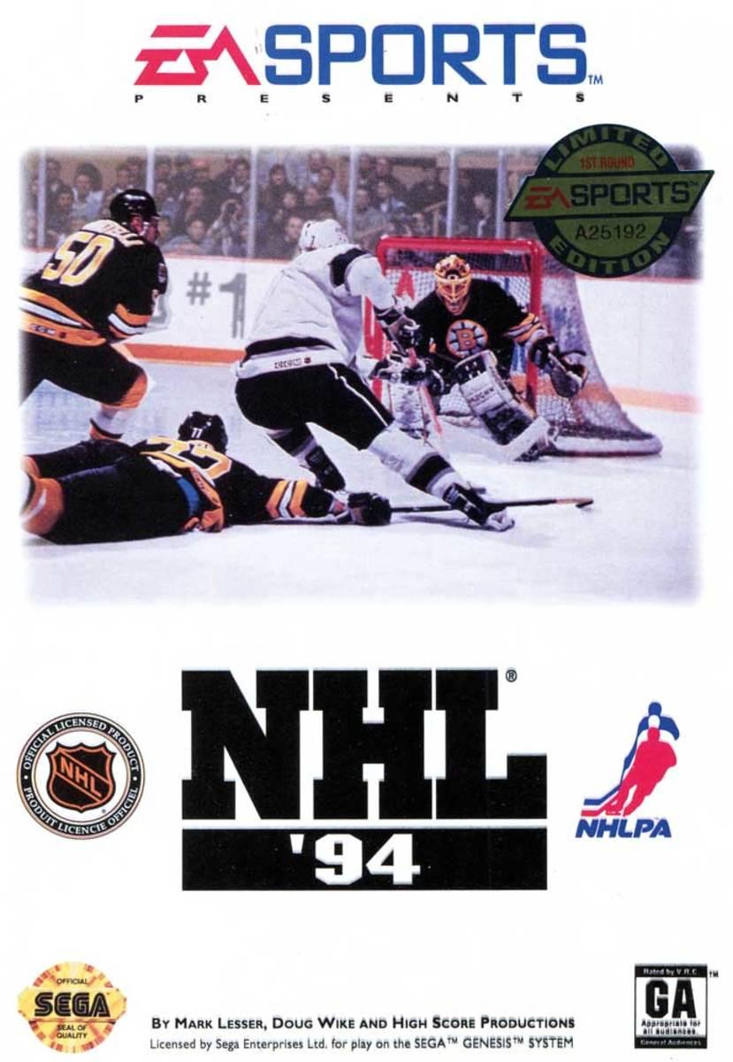NHL94_SegaCover