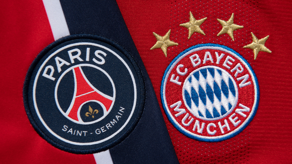PSG and Bayern Munich will play for the Champions League title