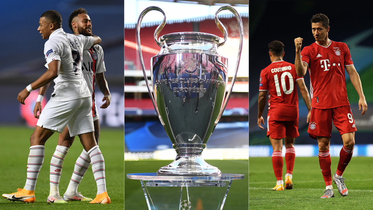 Bayern, PSG Champions League final a superclub clash in every way - Sports  Illustrated