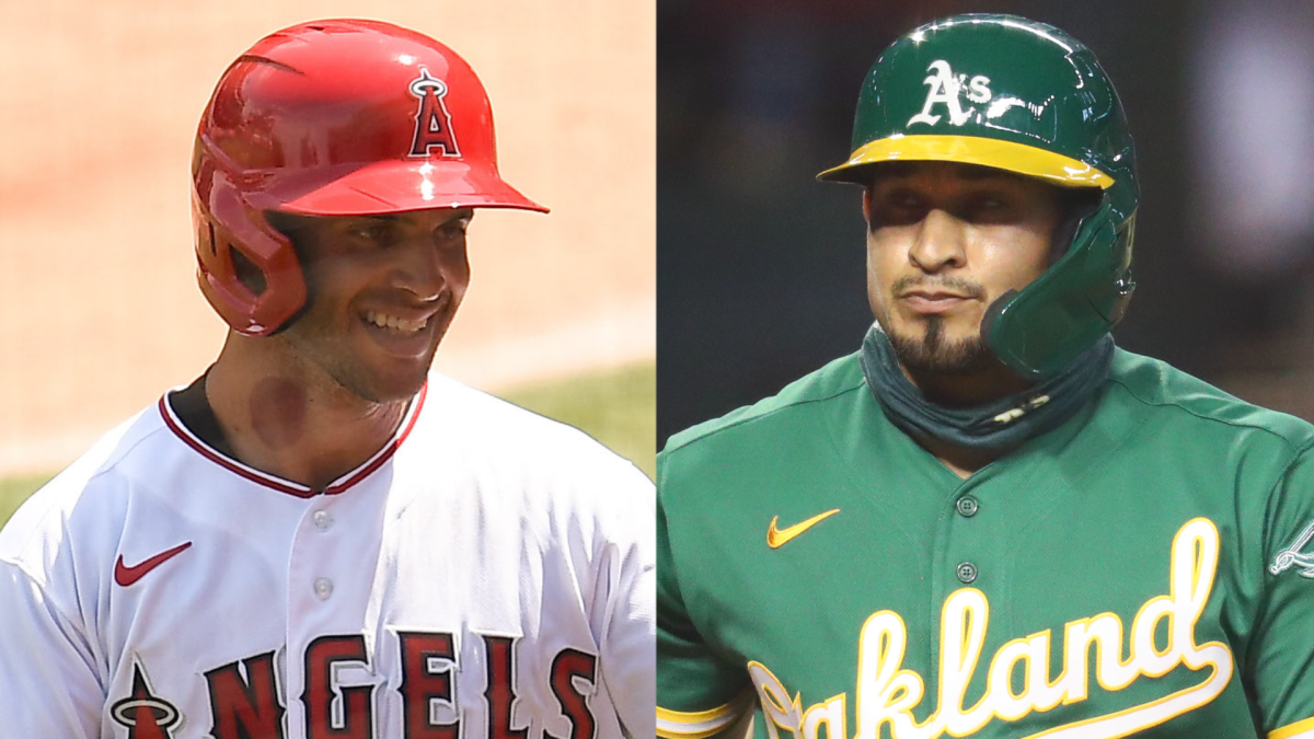 Angels Acquire Athletics' Franklin Barreto for Tommy La Stella