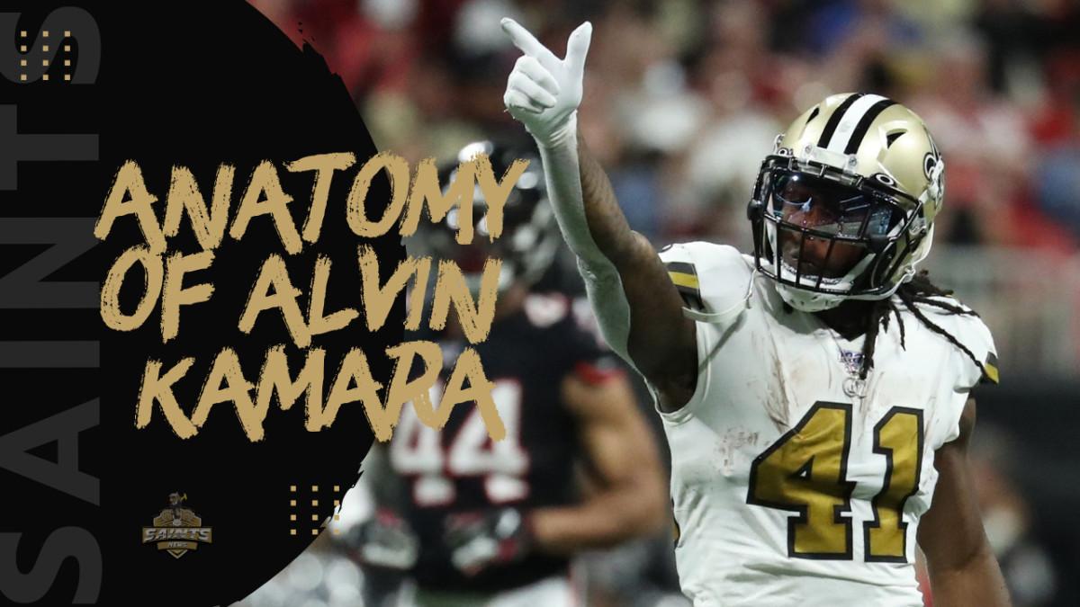 Anatomy of Alvin Kamara (1)