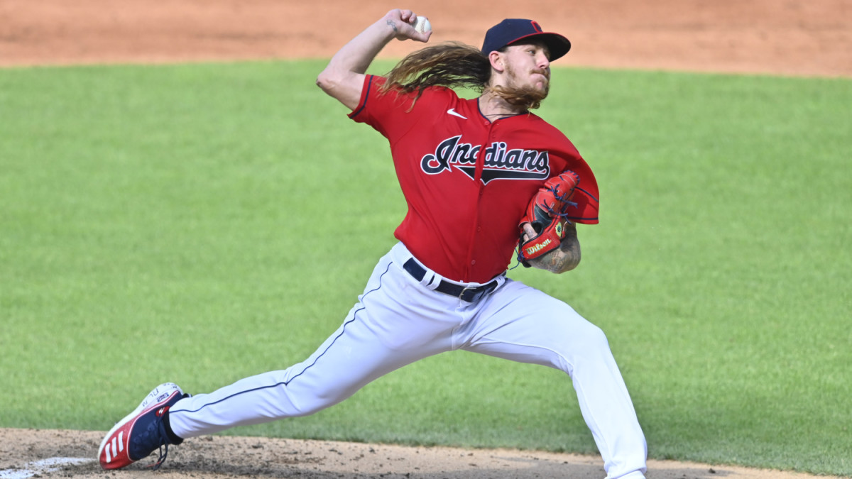 Mike Clevinger trade: Padres acquire Indians' starting pitcher at MLB trade deadline thumbnail