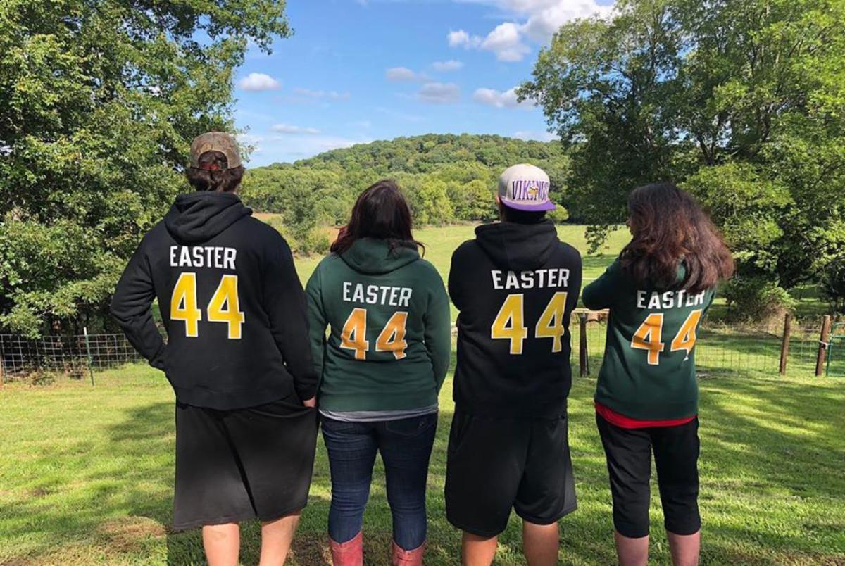 Ali & Easter Family