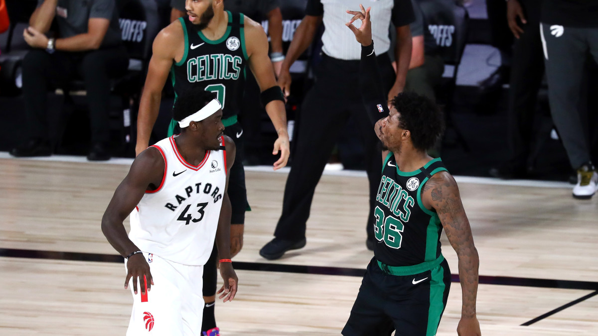 Marcus Smart Takes Over: Three Thoughts From Celtics' Game 2 Win Over Raptors – Sports Illustrated