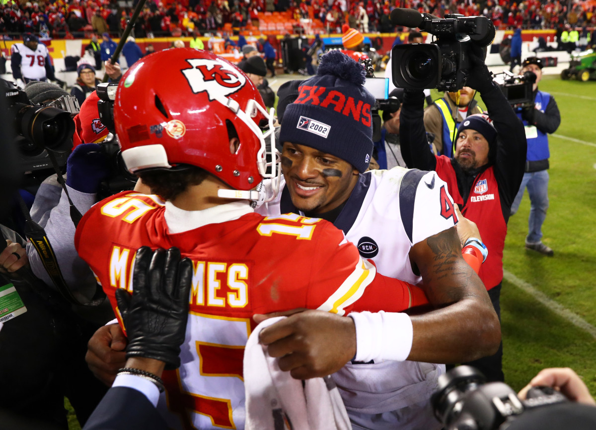 <p>Mahomes' Chiefs To Repeat As Super Bowl Champs? </p>History Says'No' thumbnail