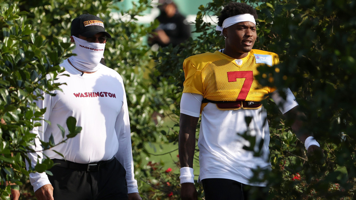 Haskins has emerged as a dependable leader for Rivera.