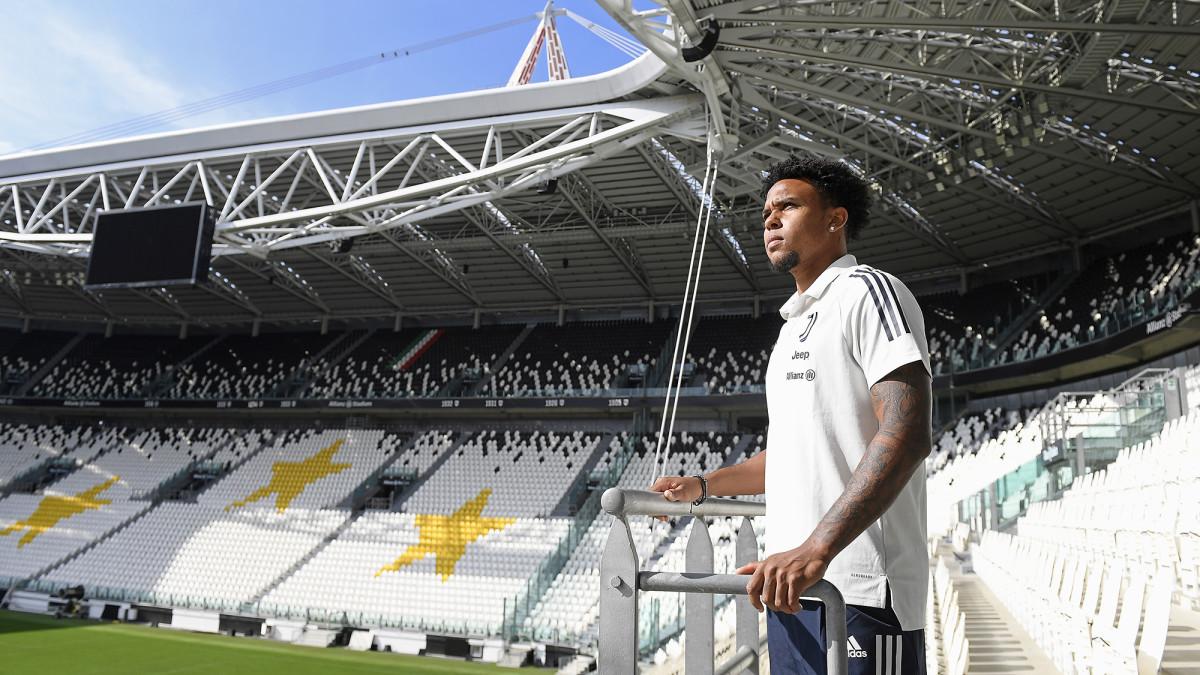 Weston McKennie signs with Juventus