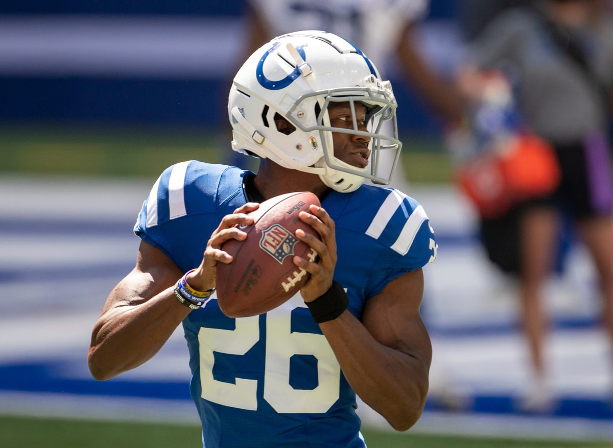 Indianapolis Colts cornerback Rock Ya-Sin vows he will be a vastly improved player in his second NFL season.