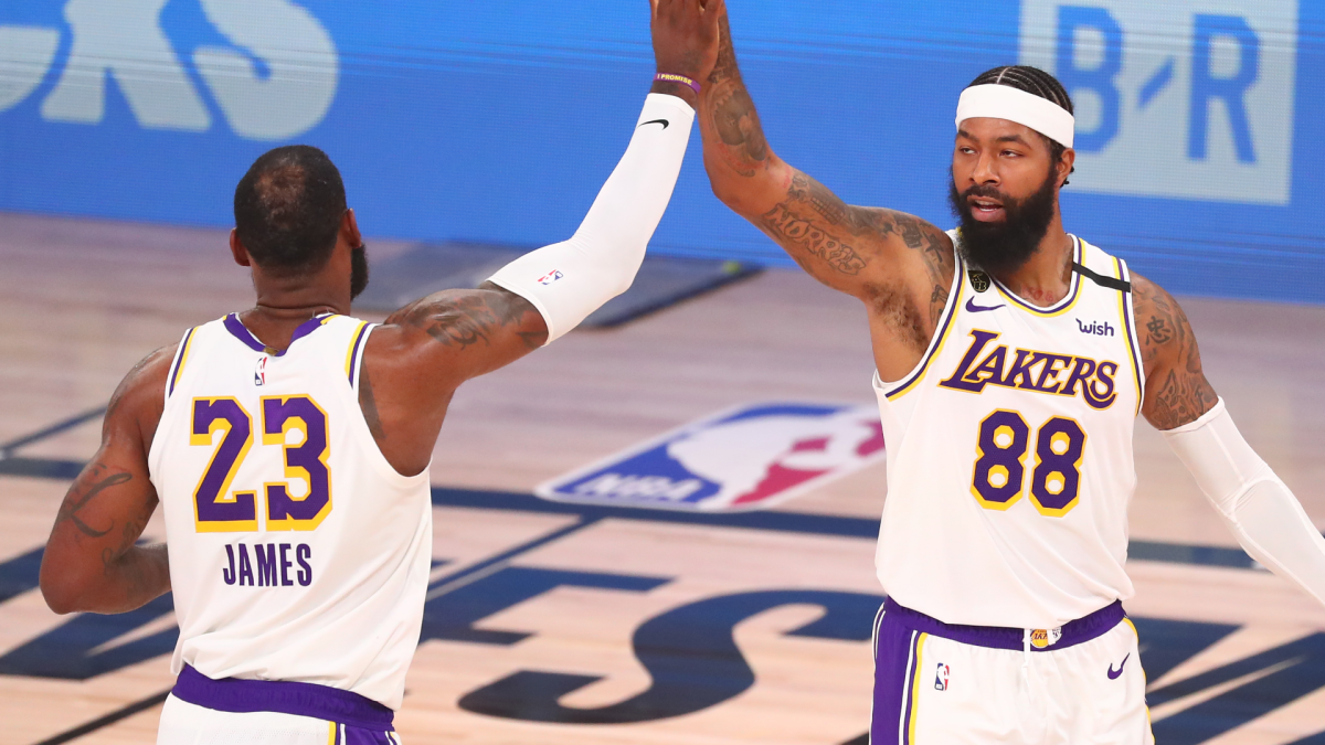 2020 NBA Playoffs: Los Angeles Lakers Win Game 3 Against ...