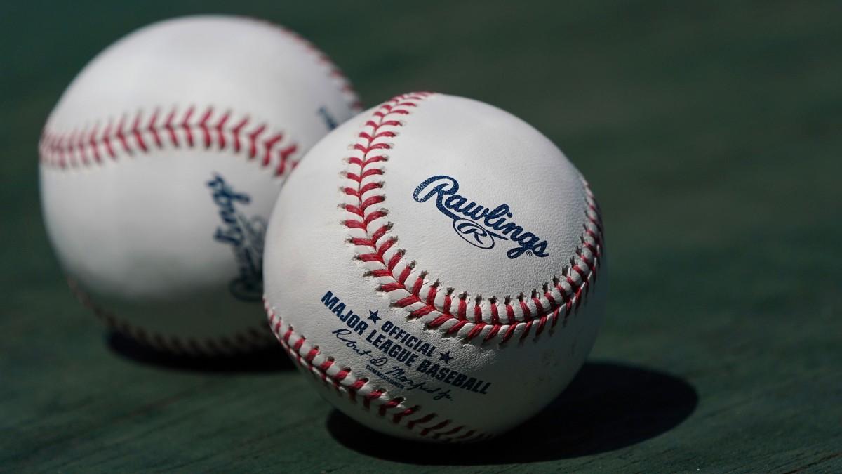mlb baseball logo