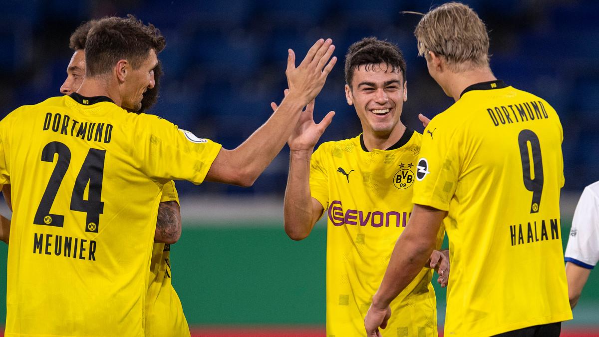 Dortmund Dfb Pokal 2021