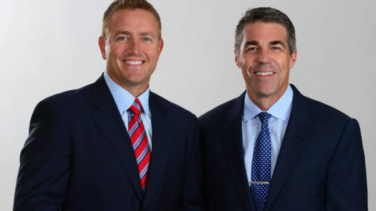 ESPN's Chris Fowler, Kirk Herbstreit shine in NFL debut thumbnail