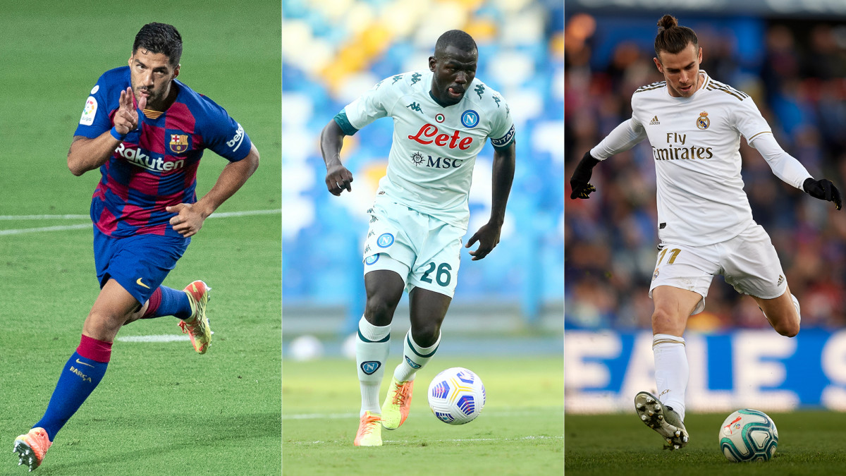 Top Players, Targets Remaining in the 2020 Summer Transfer Window By Position