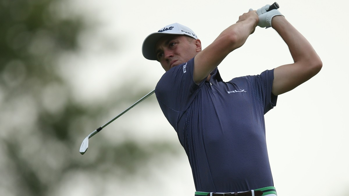 U.S. Open Live Blog: Tracking Justin Thomas, Leaderboard for Day 2