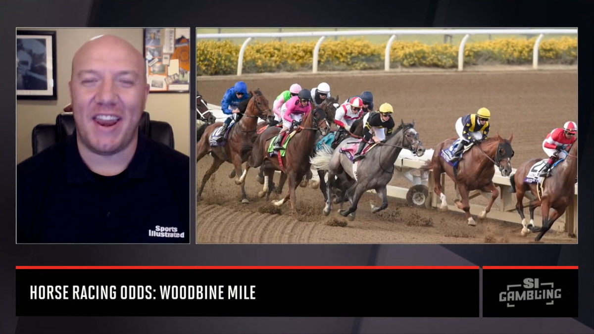Canada woodbine horse racing betting odds karlings betting software on youtube