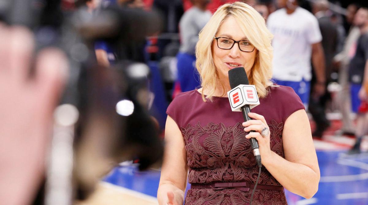 Doris Burke Breaking New Ground Yet Again in NBA Playoffs – Sports Illustrated