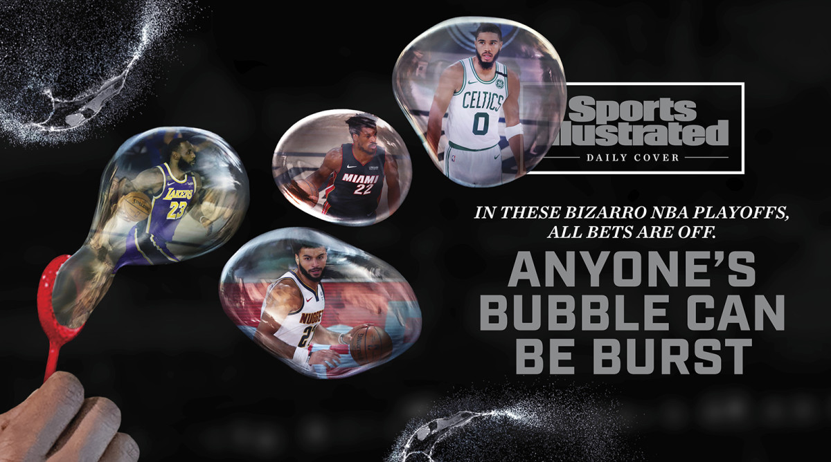 How the NBA bubble leveled the playing field thumbnail
