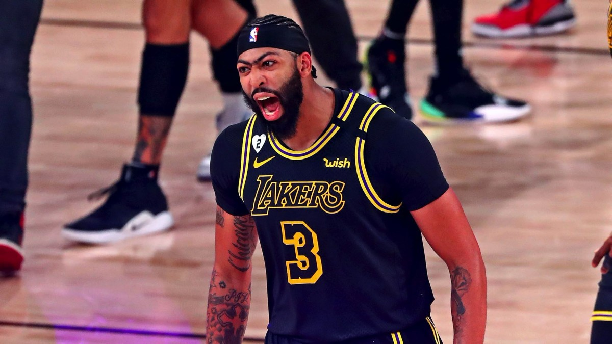 Lakers' Anthony Davis channels Kobe Bryant with game-winner ...