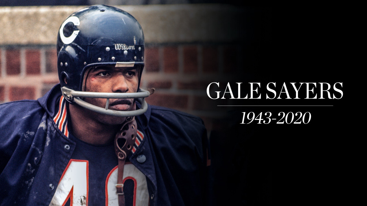 Gale sayers site