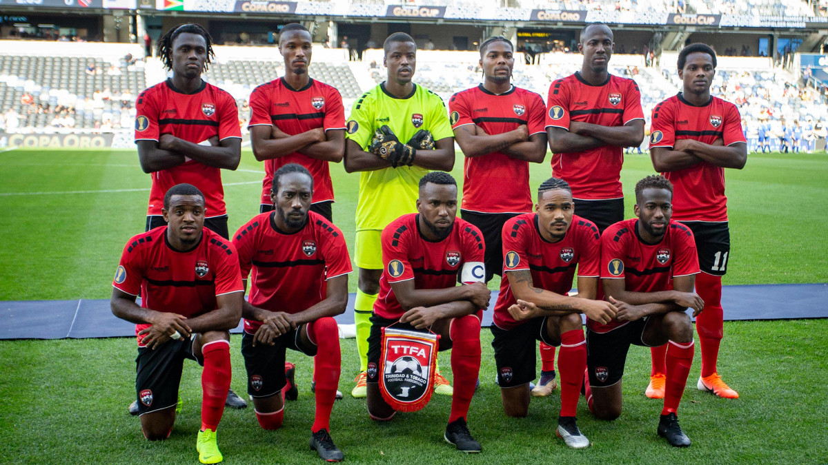 The Trinidad and Tobago men's national team