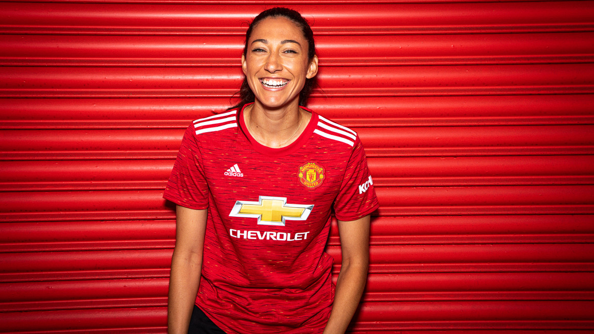 Christen Press will play for Manchester United Women