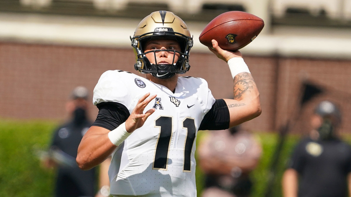 Forde-Yard Dash: 13 Early Contenders for the Heisman Trophy